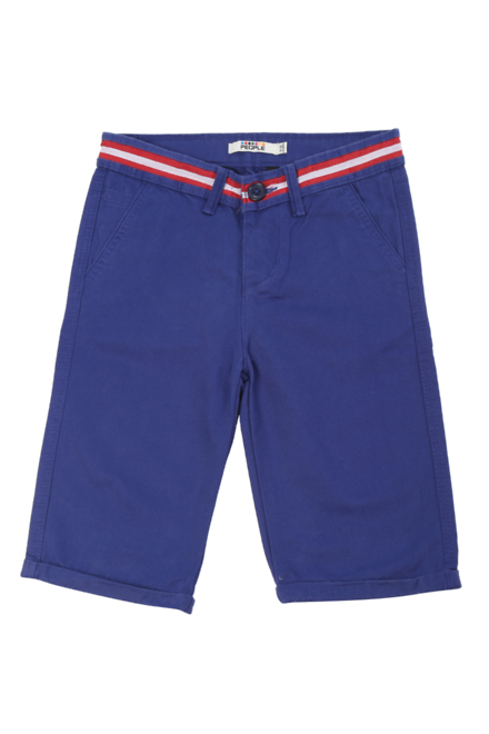 People Blue Shorts