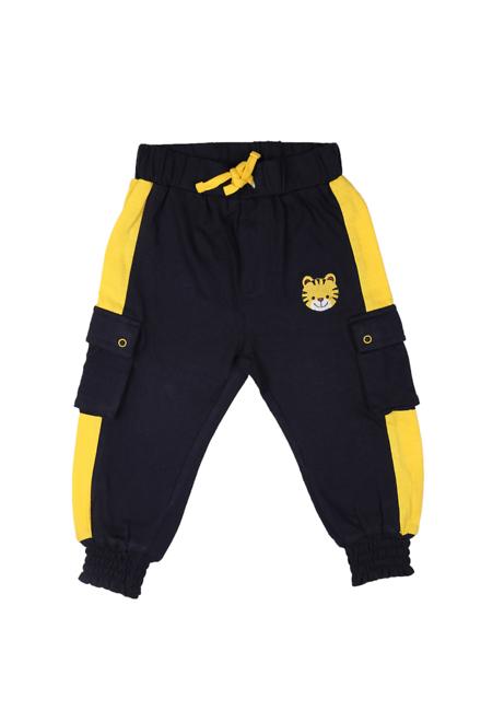 Pantaloons Navy Track Pants