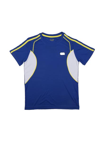 Pantaloons Blue Activewear T shirt