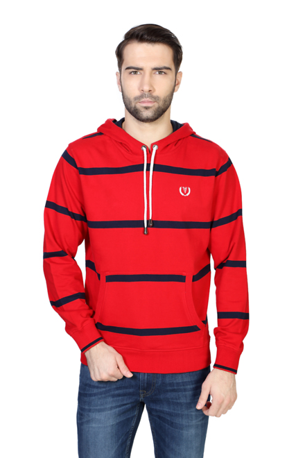 Van Heusen Red Sweatshirt