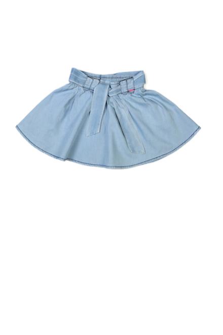 People Blue Skirt
