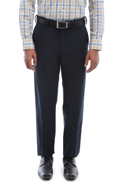 Van Heusen Blue Trousers