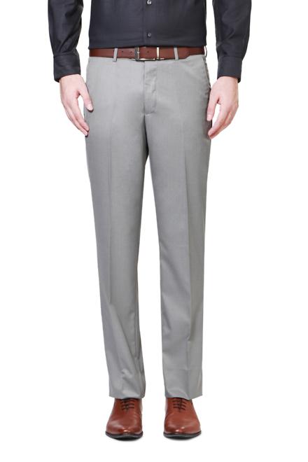 Van Heusen Van Heusen Grey Trousers