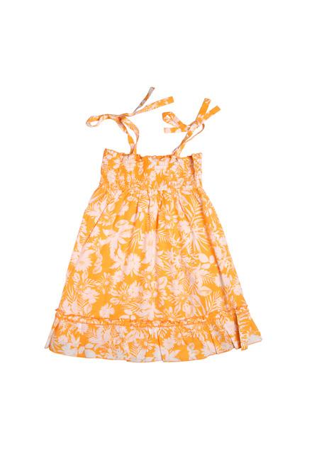 People Peach Dress