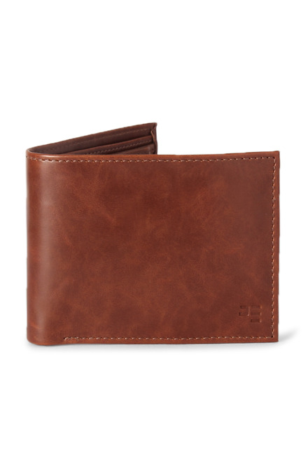 Stylish Tan Wallet  available at Trendin for Rs.599
