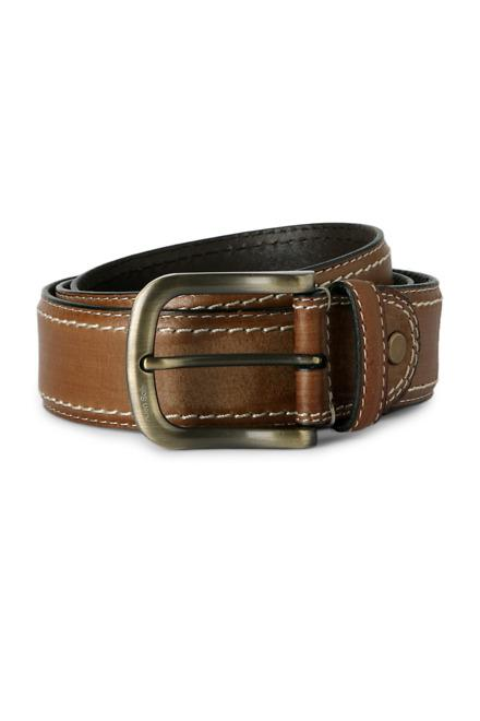 Allen Solly Brown Belt  available at Trendin for Rs.980