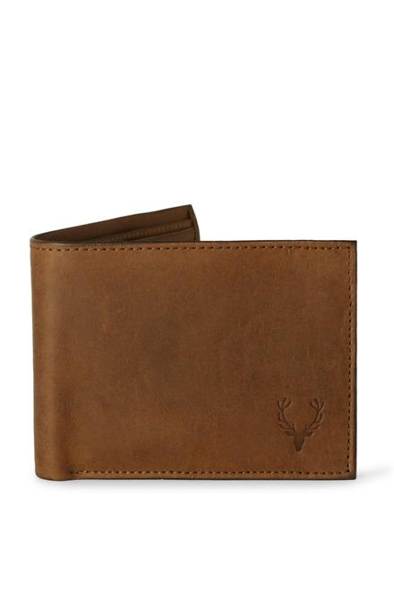 Allen Solly Brown Wallet