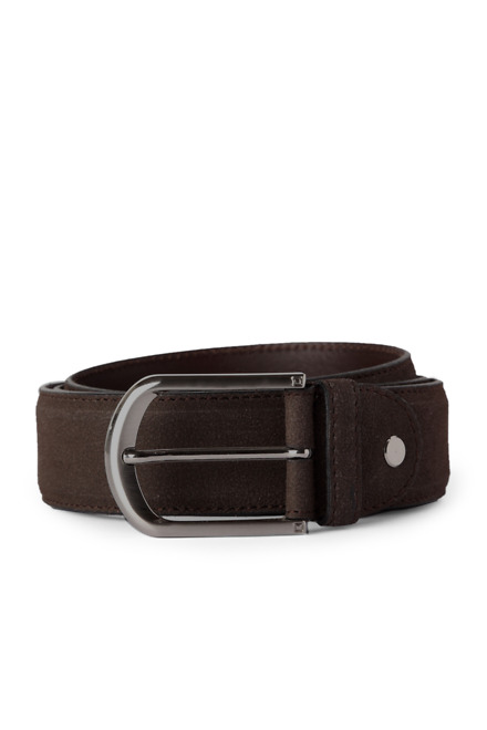 Brown Formal Belts - Peter England