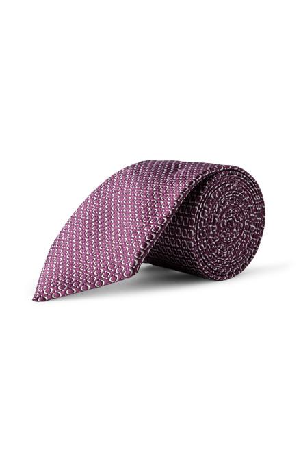 Purple Formal Tie - Peter England