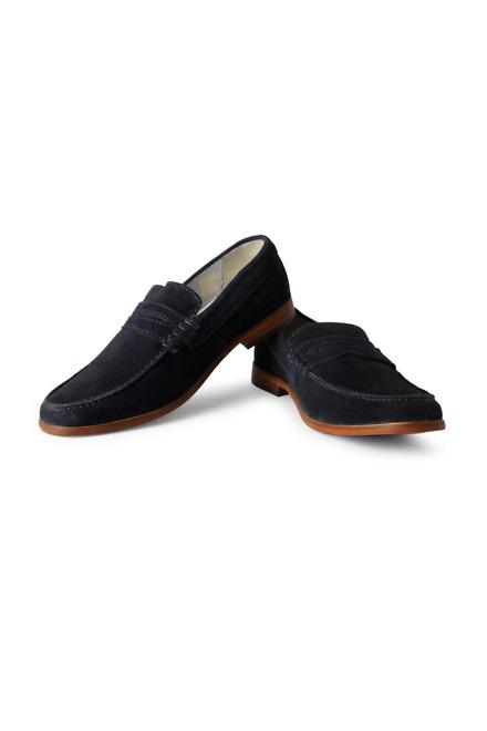 Black Casual Slip On Shoes - Solly Sport