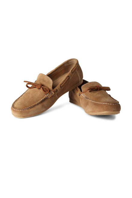 Brown Casual Slip On Shoes - Van Heusen Sport