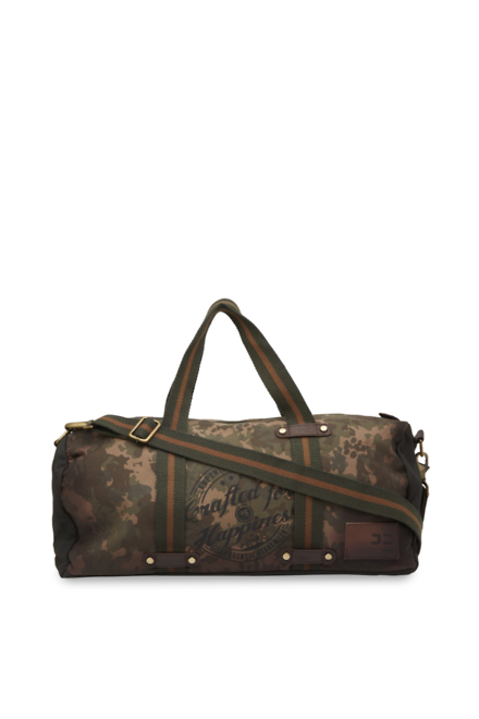 Peter England Green Bag