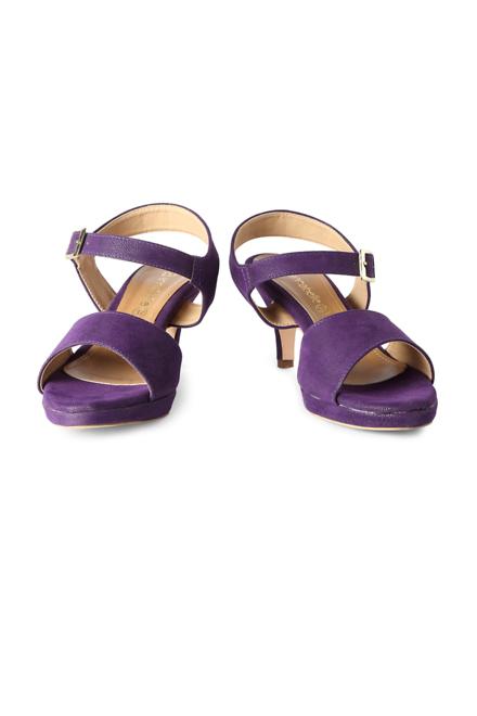 Pantaloons Purple Heels
