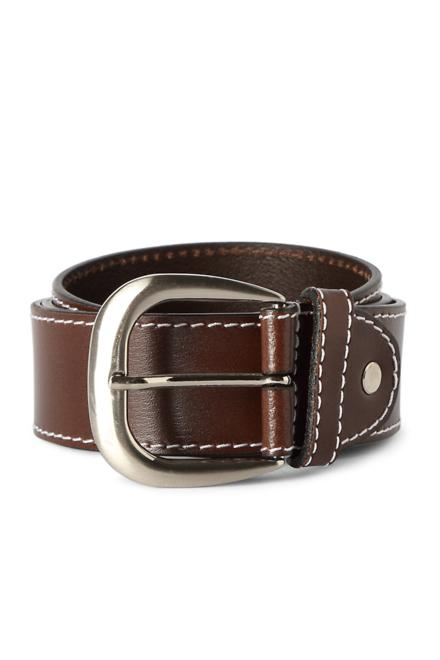 Allen Solly Brown Belt  available at Trendin for Rs.1050