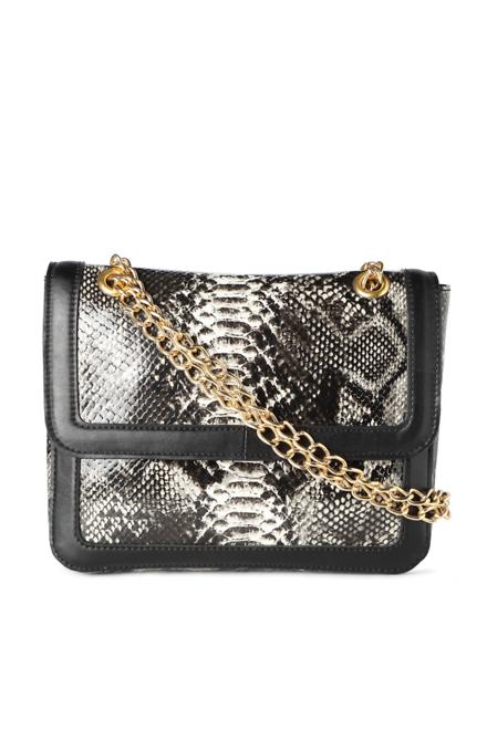 Van Heusen Black Handbag