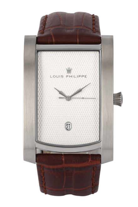 Louis Philippe Silver Watch