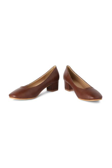 Allen Solly Brown Heels