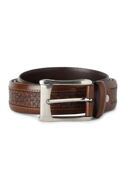Allen Solly Brown Belt  available at Trendin for Rs.910