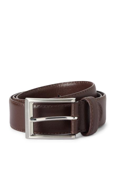 Allen Solly Brown Belt  available at Trendin for Rs.900