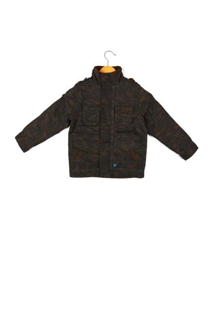 Allen Solly Olive Jacket