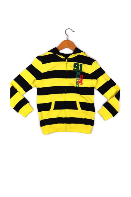 Pantaloons Yellow Sweatshirt