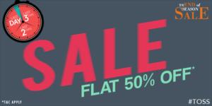 Trendin 50% off sale